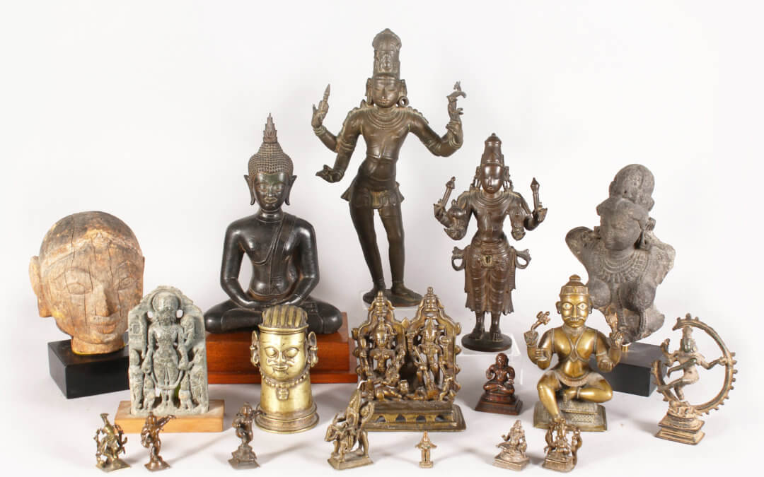 SPECIAL COLLECTION AUCTION OF INDIAN AND HIMALAYAN BRONZES AND SCULPTURE 18 APRIL