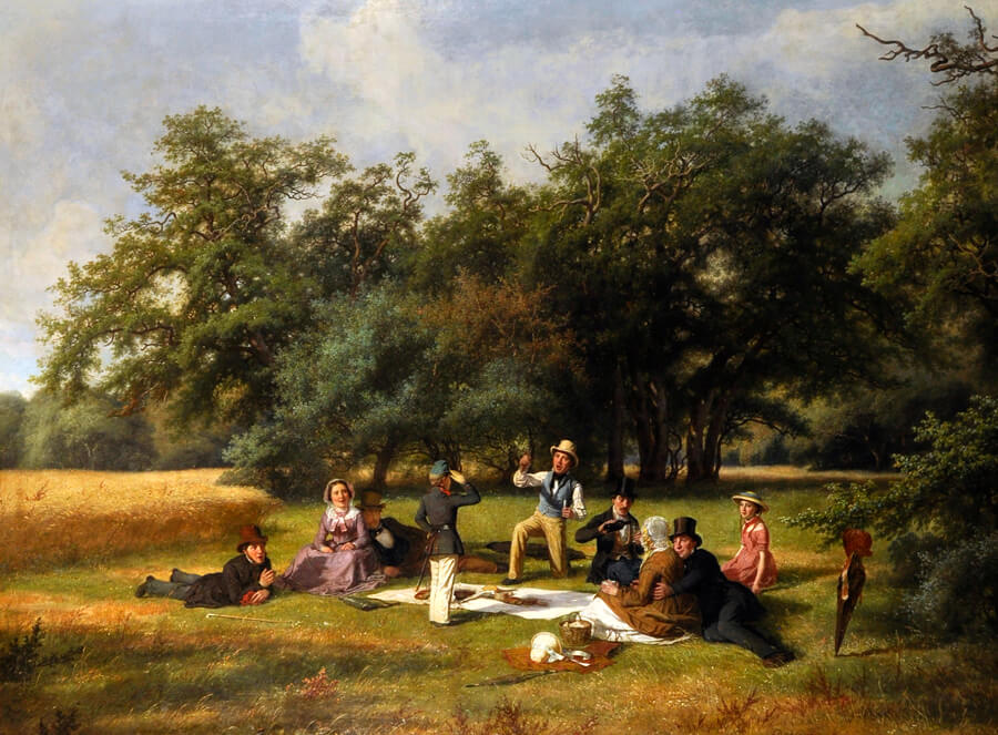 David Monies (1812-1894) Danish/Auctioneers and Valuers